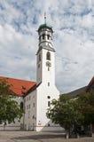 Memmingen εκκλησιών Sint martins Στοκ φωτογραφίες με δικαίωμα ελεύθερης χρήσης