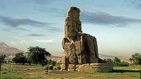 Memnon Fotos de archivo libres de regalías