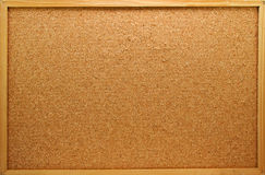Memo board Stock Photography