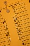 Memo Envelope Stock Photos