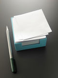 Memo pad Stock Photography
