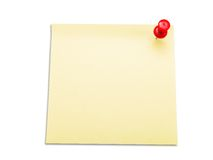 Memo stick Royalty Free Stock Photography