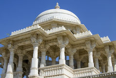 Memorable construction  monument in the form of a dome and the temple Stock Photo