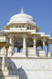 Memorable construction  monument in the form of a dome and the temple Royalty Free Stock Photo