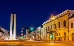 Memorandum Monument in Cluj-Napoca Stock Photos