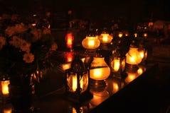 Memoria contro i deceaseds Immagini Stock Libere da Diritti