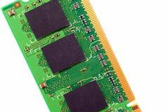 Memoria de computadora. Fotos de archivo libres de regalías