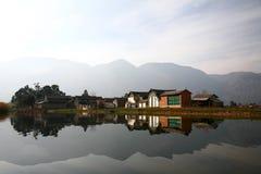 Memoria de la aldea Fotos de archivo