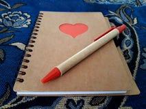 Memoria del amor Fotografía de archivo libre de regalías