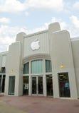 Memoria del Apple Fotografia Stock
