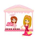memoria del forno royalty illustrazione gratis