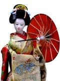 Memoria del geisha Fotografia Stock