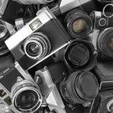 Memoria della foto Immagine Stock