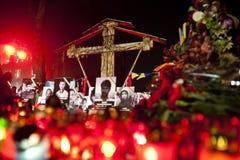 Memoria delle vittime Fotografia Stock Libera da Diritti