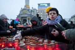 Memoria delle vittime Immagine Stock Libera da Diritti