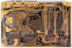 Memoria di calcolatore Fotografia Stock