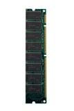 Memoria di calcolatore - SDRAM Fotografie Stock