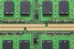 Memoria di computer Immagini Stock Libere da Diritti