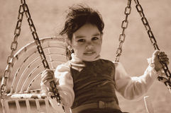 Memoria di infanzia Immagine Stock Libera da Diritti
