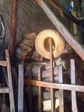 Memoria di legno Immagini Stock