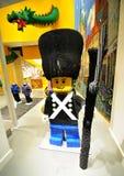 Memoria di Lego Immagini Stock Libere da Diritti