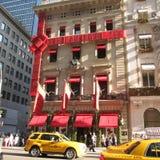 Memoria di monili di Cartier a New York City Immagini Stock