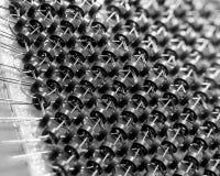 Memoria di nucleo magnetico fotografia stock