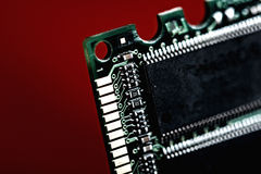 Memoria di RAM fotografie stock