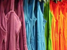 Memoria di vestiti Immagine Stock Libera da Diritti