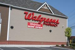 Memoria di Walgreens Immagine Stock