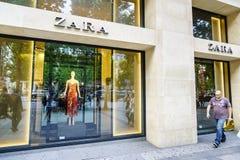 Memoria di Zara Fotografia Stock