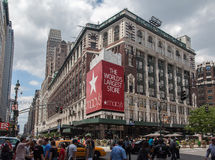 Memoria New York City di Macys Immagini Stock