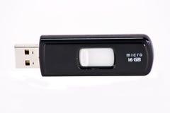 Memoria-palillo del USB Imagen de archivo