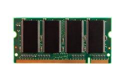 Memoria RAM Imagen de archivo