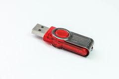 Memoria USB foto de archivo libre de regalías