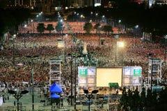 Memoriais para os protestos da Praça de Tiananmen de 1989 Fotos de Stock Royalty Free