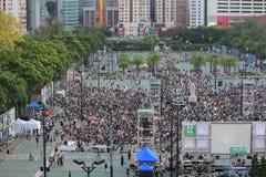 Memoriais para os protestos da Praça de Tiananmen de 1989 Imagens de Stock