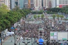 Memoriais para os protestos da Praça de Tiananmen de 1989 Foto de Stock