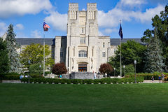 """ Memorial†""""April шестнадцатое - техник Вирджинии, Blacksburg, Вирджиния, США Стоковые Фотографии RF"""