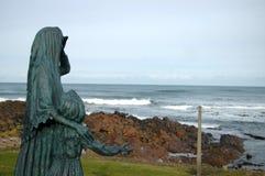 Memorial às vidas perdido no mar Fotos de Stock Royalty Free