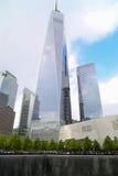 9-11 memorial Imagem de Stock Royalty Free