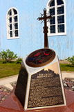 Memorial for acadian deportation Royalty Free Stock Images