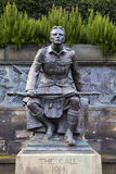 Memorial americano escocês em Edimburgo Foto de Stock