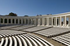 Memorial Amphitheater Royalty Free Stock Photo
