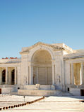 Memorial Amphitheater Stock Photo