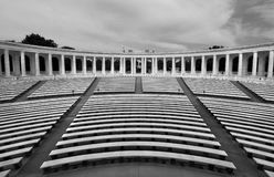 Memorial Amphitheater Stock Images