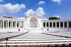 Memorial Amphitheater at Arlington Stock Images