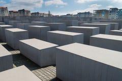 Memorial aos judeus assassinados em Europa Fotos de Stock Royalty Free