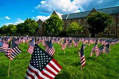 911 Memorial Royalty Free Stock Images