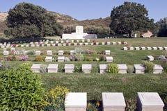 Memorial At The Gallipoli Battle Fields In Turkey